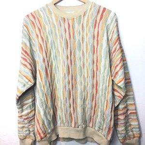 Tundra Norm Thompson Cosby Sweater Medium Vintage